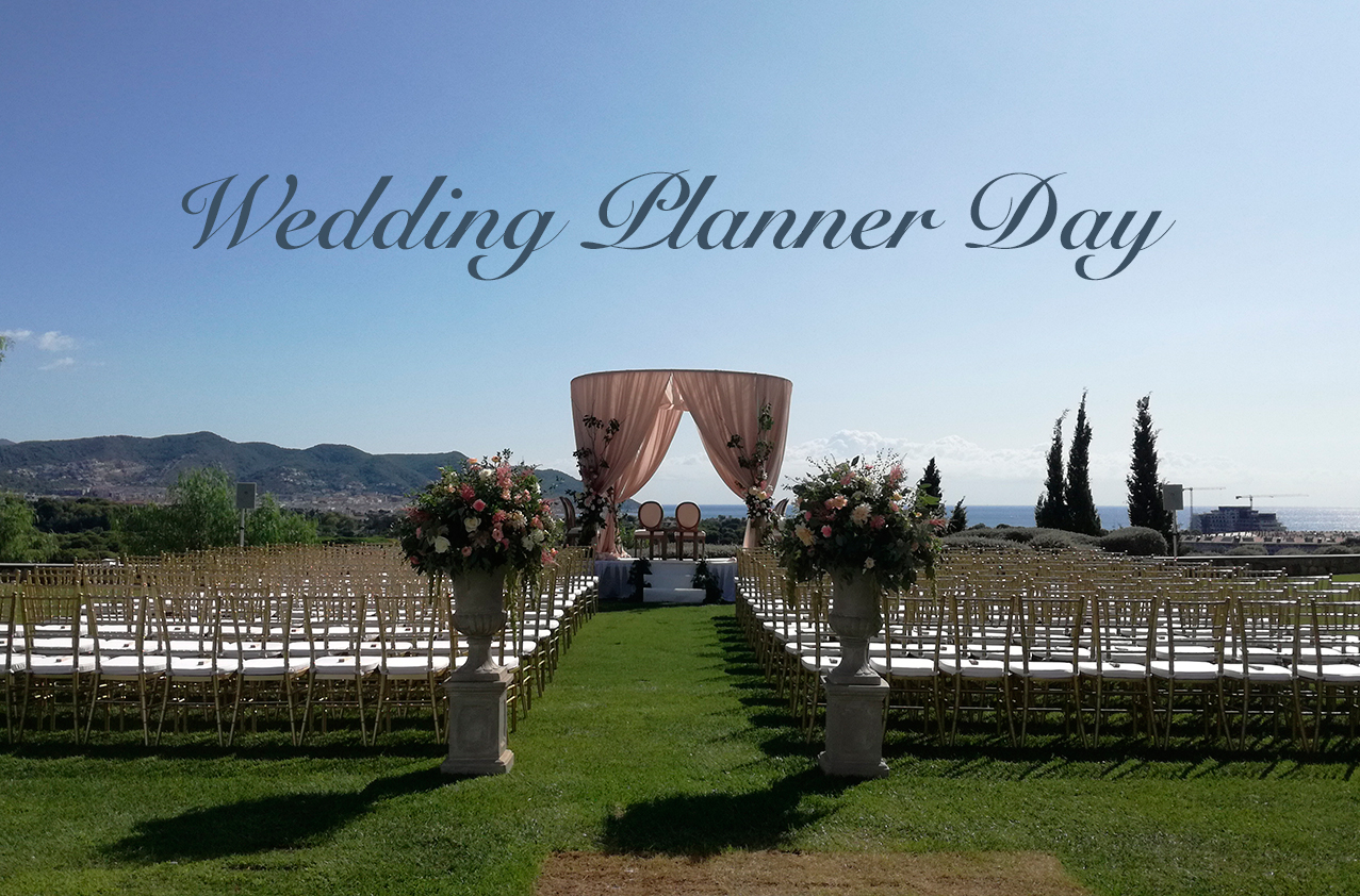 Wedding Planner Day